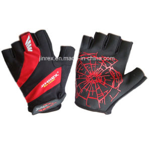 Trend Gym Bicycle Half Finger Cycling Padding Bike Sports Glove pictures & photos