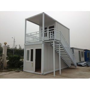 Prefabricated House Warm Keeping Container House Porta Cabin pictures & photos