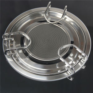 2 Burners Tempered Glass Top Cooker/Gas Stove Jp-Gcg210 pictures & photos