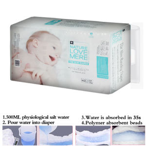 Diapers with Large Absorption for Baby (S)