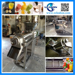 Automatic Commercial Juice Processing Plant Silk Juice Extractor pictures & photos