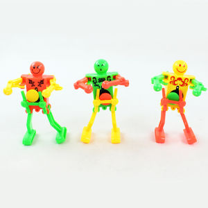 Plastic Toy Wind up Toy Dance Robot (H6057027) pictures & photos