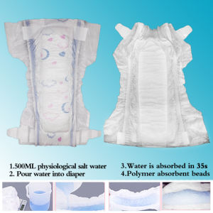 3D Leak Prevention Diapers for All Babies (M)