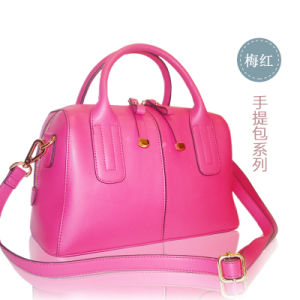 54080dfb444 China New Trendy Product Classic Design Leather for Woman Handbags ...