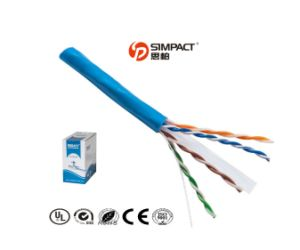 UL, CE, RoHS Listed UTP CAT6 pictures & photos
