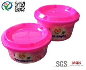 Hot Sale Rose Solid Dishwashing Paste with MSDS