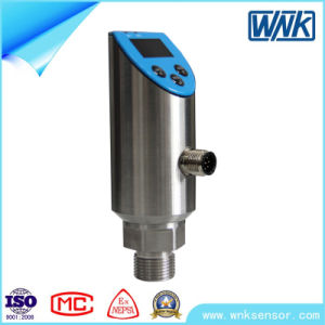 2× PNP/NPN+0~5VDC/10VDC+Modbus Pressure Transmitter with Switch Function pictures & photos