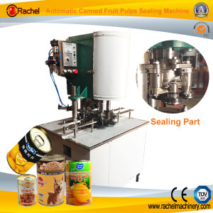 Automatic Aluminium Tin Can Seamer pictures & photos