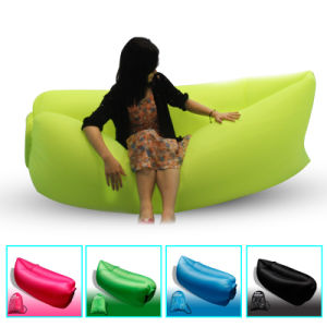 Nylon Foldable 240t Air Bag Laybag for Camping Outdoor Sofa