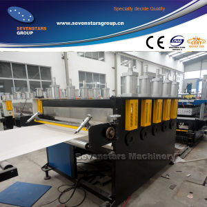 New Design PP Hollow Sheet Production Machines PE Hollow Sheet Production Line pictures & photos