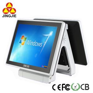 Hot Item Jj-8000bu 15′ All in One Touch Screen POS System