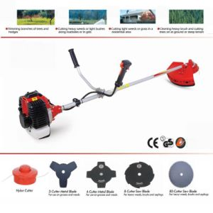 32.5cc Gasoline Powered Brush Cutter Grass Trimmer pictures & photos