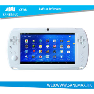 "7"" Gp33003 8GB Dual Camera Android Game Console MP5 Player"