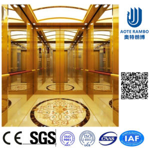 AC-Vvvf Drive Home Elevator with German Technology (RLS-223)