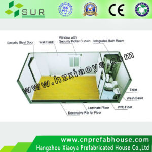 Prefabricated Mobile Modular Container House pictures & photos