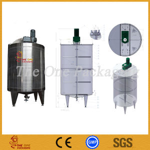 Storage Tank/ Mixing Vessel/Stainless Steel Tank