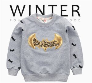 Wholesale Boy′s Cotton Pullover Hoodies in Winter pictures & photos