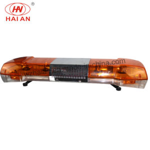 Amber Halogen Police Light Bars with Speaker & Siren (TBD-GA-910Z-A) pictures & photos