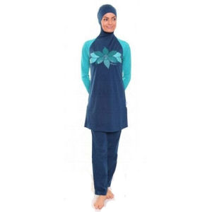 b4aadbdf1a0 China Islamic Swimsuit Muslim Swimwear One Pieces Islamic Swimwear ...