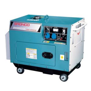 5kw Silent Diesel Generator with GS pictures & photos