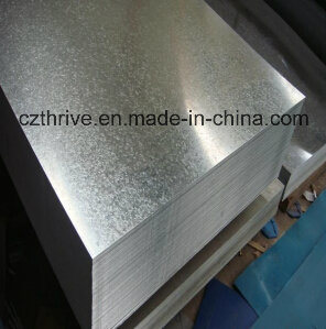 High Quality Galvanized Steel Coil, Regular Spangle, Zinc Coated pictures & photos