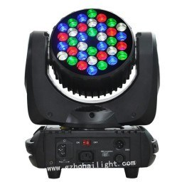 36*3W Mini Beam Moving Head