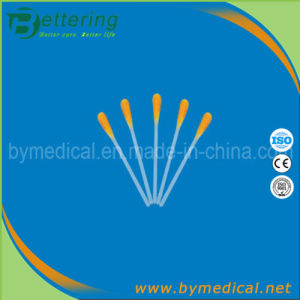 Disposable Medical Povidone Iodine Cotton Swab pictures & photos