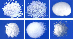 Granular/Pellet/Powder/Flake Calcium Chloride, Calcium Chloride Anhydrous, Cacl2 74%; 94% pictures & photos