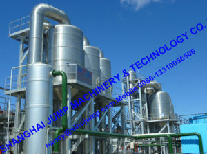 Fruit Juice Falling Film Evaporator/Fruit Paste Vacuum Evaporator pictures & photos