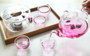 AA Glass Teaset / Tea Pot / Glassware / Cookware / Pot