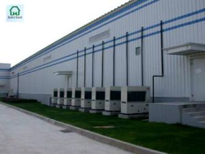 Steel Building and Steel Structure Building for Workshop