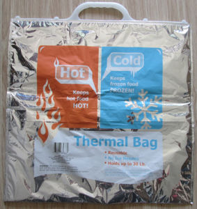 Aluminum Foil Thermal Cold or Hot Bag pictures & photos