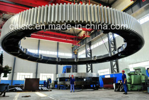 Large Module Transmission Gear Ring of Cement Ball Mills pictures & photos