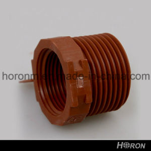 "Pph Water Pipe Fitting-Female & Male Thread Coupling-Elbow-Tee-Adaptor (1""X3/4"")"