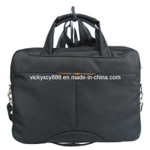 Single Shoulder Computer Notebook Handle Laptop Bag (CY8939) pictures & photos