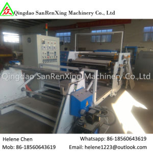 Hot Melt Adhesive Masking Tape Making Machine with Coating