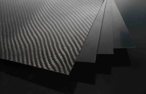 Baisheng High Quality Carbon Fiber Sheet