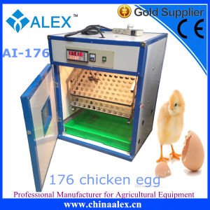 Full Automatic Industrial Chicken Egg Incubator for Sale