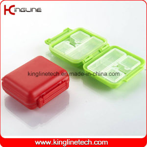 Plastic 8-Cases Pill Box (KL-9106) pictures & photos