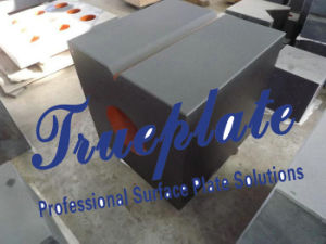 Grey Iron Granite Square Block