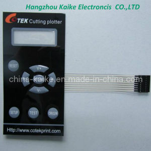 Embossed Membrane Keypad (KK-20139) pictures & photos