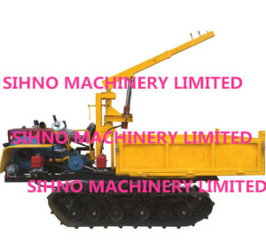 Manufacturer Supply Crawler Lorry-Mounted Crane, Paddy Field Truck, Farm Transporter, Crawler Crane, pictures & photos
