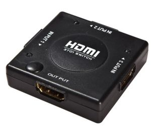 3 to 1 HDMI Switch (YL0301S) pictures & photos