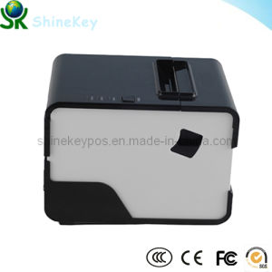 New 80mm POS Thermal Printer USB+Serial+LAN (SK C260N W&H)) pictures & photos