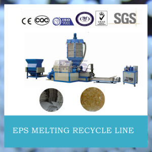 EPS Melting Recycle Machine Line