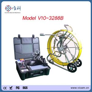 Snake Cable Reel Remote Control Sewer Inspection Camera pictures & photos