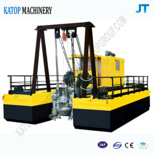 Submersible Pump Dredger for Pond Dredging