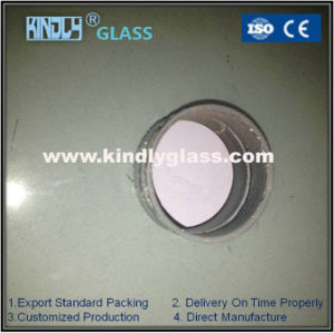 Laminated Glass for Spider Supporting Wall