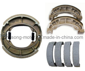 Suzuki Haojue Gn125 Parts Brake Shoe for Motorcycle
