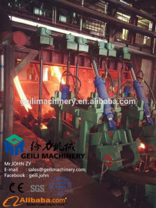 Continuous Casting Machine (CCM) for Steel Plant Annual Output > 100k Ton pictures & photos